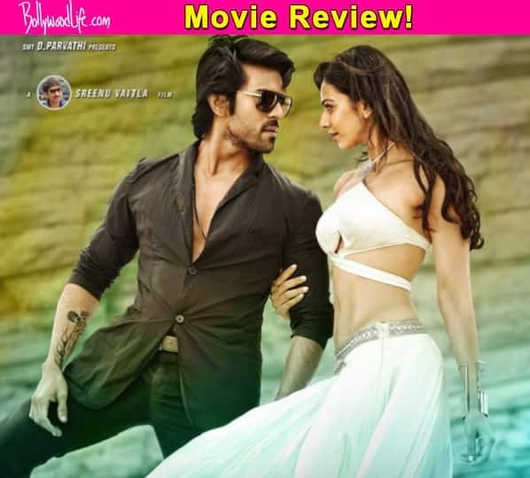 Bruce Lee movie review: Ram Charan's formulaic commercial film lacks novelty to keep you hooked!