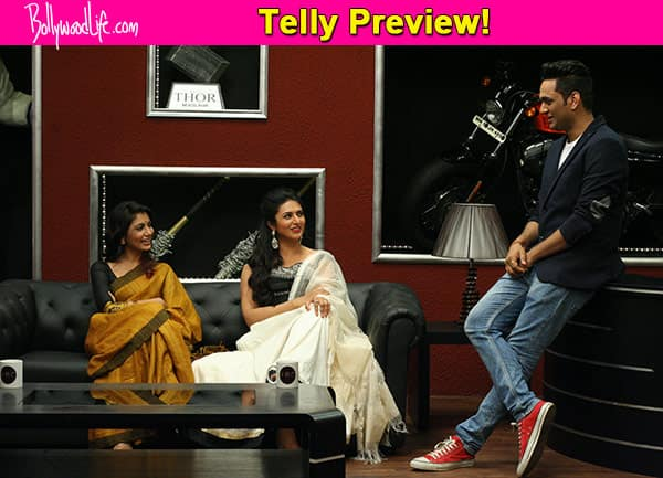 OMG! Divyanka Tripathi and Sriti Jha GRILLED on Bad Company