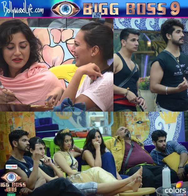 Bigg Boss 9 episode 5: Prince Narula – Suyyash Rai, Rochelle Maria Rao – Rimi Sen declared the new jodis on tonight's episode!