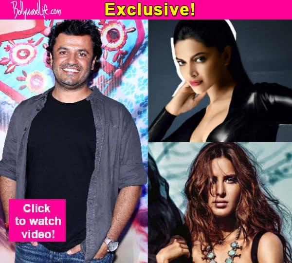 Vikas Bahl wants Deepika Padukone and Katrina Kaif in the desi remake of Fifty Shades of Grey – watch video!