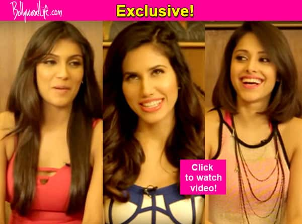 Pyaar Ka Punchnama 2's Nushrat Bharucha, Sonalli Sehgall, and Ishita Sharma get CANDID with BollywoodLife's rapid fire round- watch video!