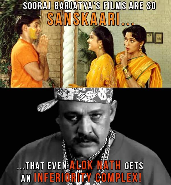 LOL Story of the day: From Salman Khan's Maine Pyar Kiya to Prem Ratan Dhan Payo, 10 things we get to learn from Sooraj Barjatya films!