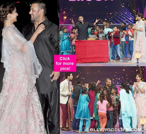 Sonam Kapoor and Salman Khan all set to entertain with Prem Ki Diwali – view HQ Images!
