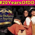 #20YearsOfDDLJ: 20 lesser known facts about Shah Rukh Khan and Kajol's eternal love story that we learnt from the making of the film video!