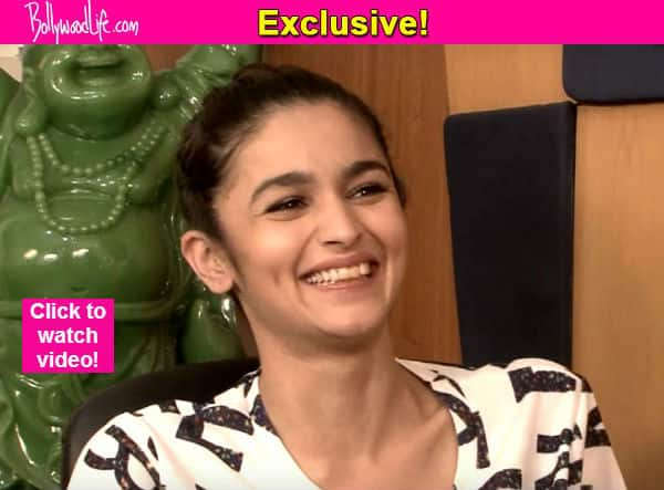 Alia Bhatt reveals her biggest sexual fantasy in a fun rapid fire session – watch video!