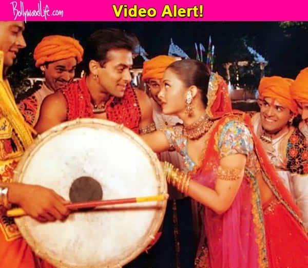 Salman Khan relives Hum Dil De Chuke Sanam without Aishwarya Rai – watchvideo!