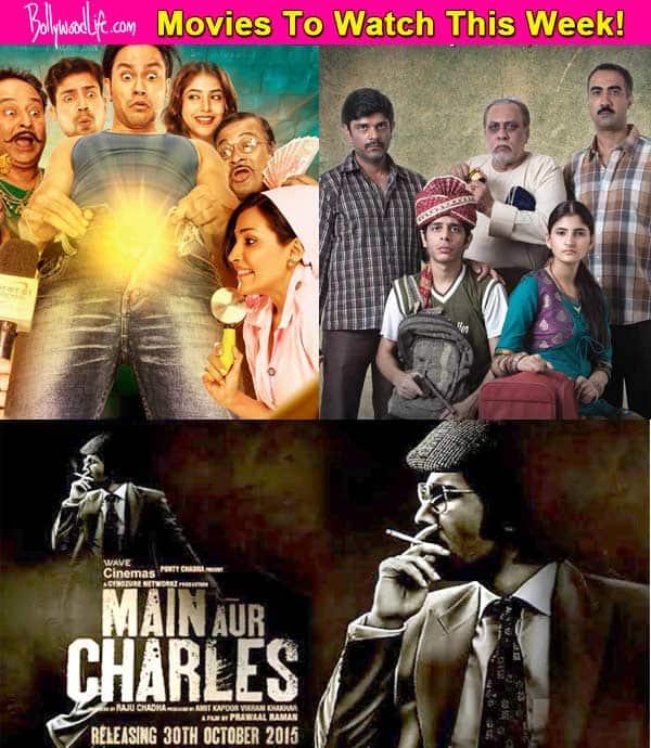Movies this week: Guddu Ki Gun, Main Aur Charles and Titli!