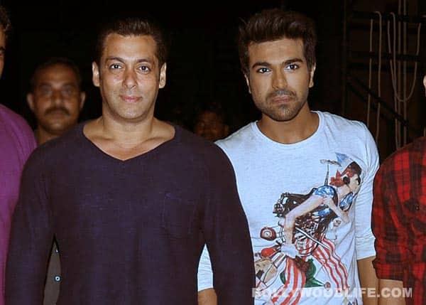 Salman Khan to star in an action film along with Telugu superstar Ram Charan?