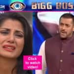 Bigg Boss 9: Rimi Sen breaks down, Salman Khan calls her WEAK- watch video!