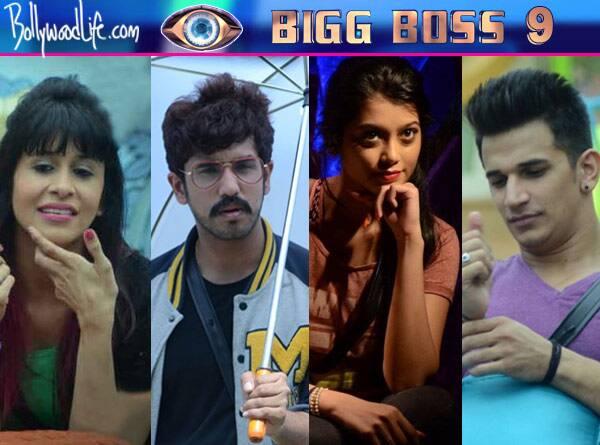 Bigg Boss 9: Suyyash Rai, Kishwer Merchant, Prince Narula and Digangana Suryavanshi's families to form a panel tonight!