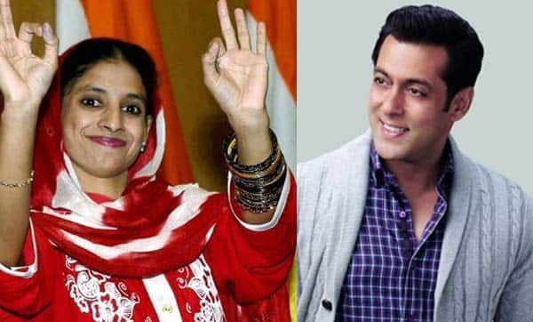 Salman Khan terms Geeta's return to India as the 'power of love'!