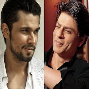 Did Randeep Hooda just take a dig at Shah Rukh Khan?