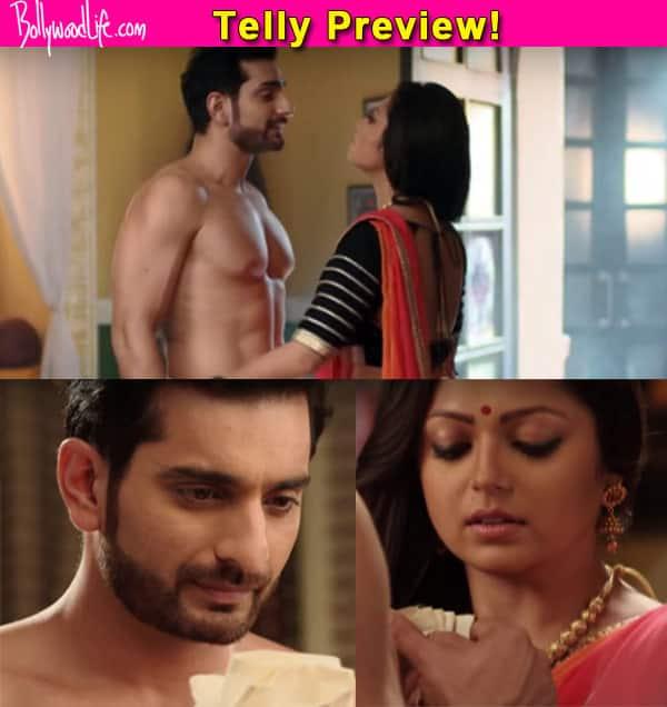 Ek Tha Raja Ek Thi Rani: Ranaji and Gayatri to share a romantic and intimate moment- watchvideo!