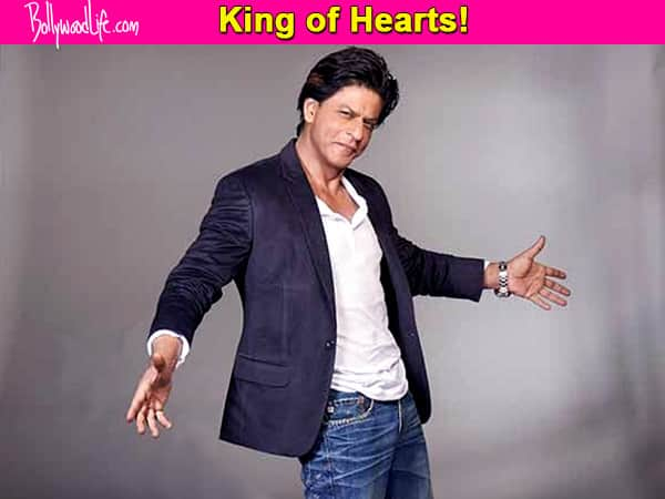 These 5 scenes prove that Shah Rukh Khan is the King of Romance!