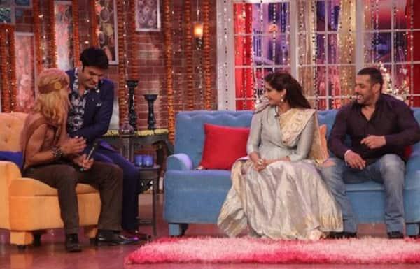 Comedy Nights With Kapil: Salman Khan – Sonam Kapoor make Kapil Sharma dance to the tunes of Prem Ratan Dhan Payo