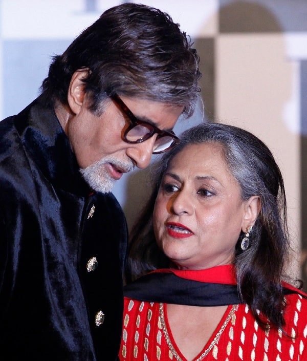 Amitabh Bachchan and Jaya Bachchan to star together in a new project