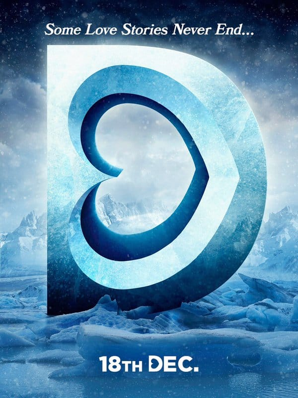 Dilwale teaser poster: Shah Rukh Khan's film spreads the chill before release!