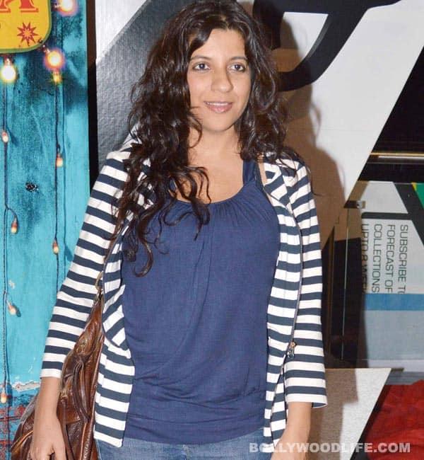 Zoya Akhtar supports 'award waapsi', says would have given up National award if she had it!