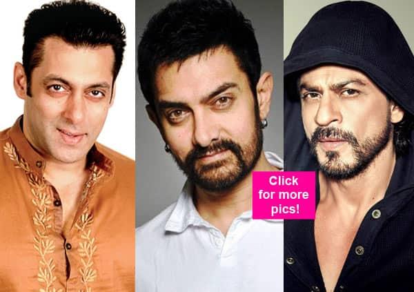 Which Diwali phataka best symbolises Shah Rukh Khan, Salman Khan, Deepika Padukone and Alia Bhatt?