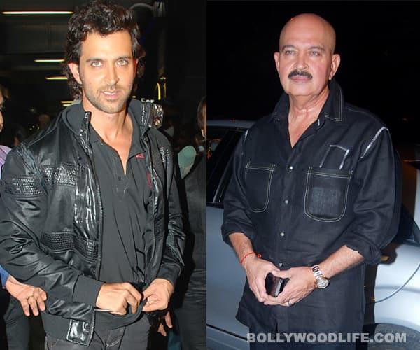 Hrithik Roshan not a part of Rakesh Roshan's next film?