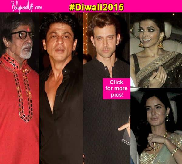 Alia Bhatt, Sonakshi Sinha, Sidharth Malhotra, Preity Zinta and others grace Big B's Diwali bash-View HQ Pics!!