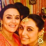Rani Mukerji and Preity Zinta's Diwali selfie will take you back to the 90s – view pic!