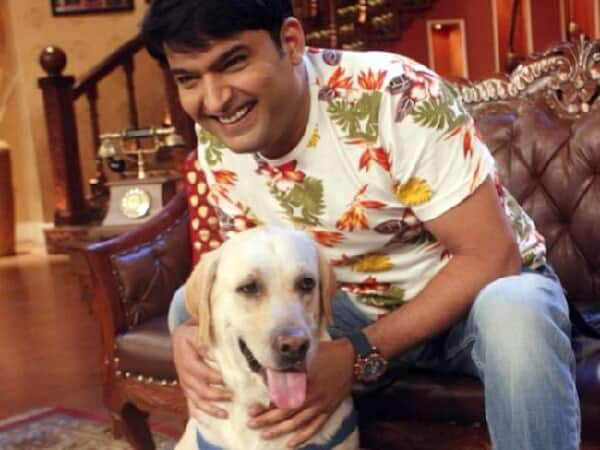 Kapil Sharma to be honored with PETA's Person Of The Year award