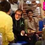Whoa! Amitabh Bachchan sings in a crowded local train – watch video!