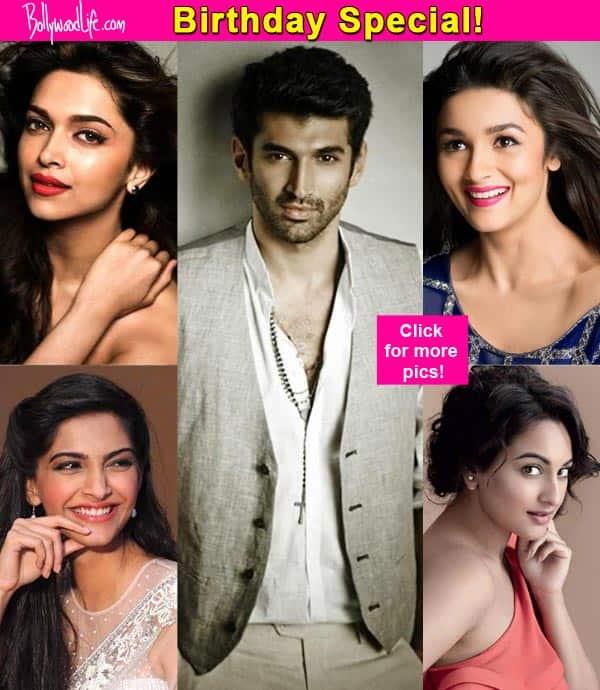 Birthday Special: Alia Bhatt, Deepika Padukone or Sonam Kapoor who would you like to see Aditya Roy Kapur with- vote now!