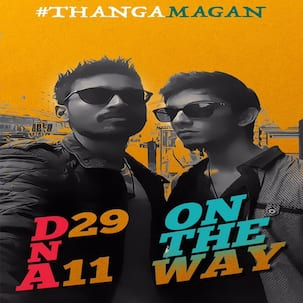 Dhanush's Thangamagan music to be launched on November 29?