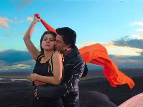 Ahead of Dilwale's first song release Gerua, Shah Rukh Khan reminisces his chemistry with Kajol!