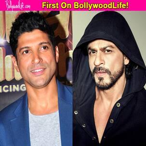 Did Farhan Akhtar just confirm casting Shah Rukh Khan in Don 3?