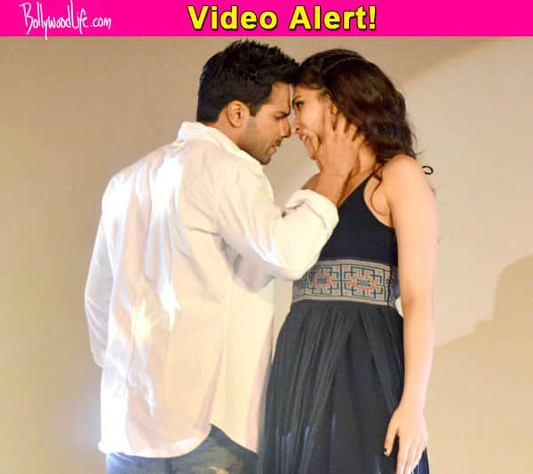 LEAKED! Varun Dhawan and Kriti Sanon's new song from Dilwale – watch video!