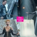 The Huntsman: Winter's War trailer: Chris Hemsworth is surrounded by 3 beautiful but LETHAL ladies in Charlize Theron, Emily Blunt and Jessica Chastain!