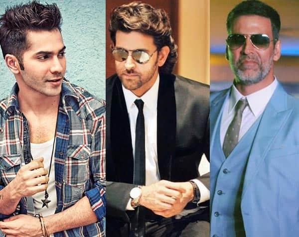 Varun Dhawan thinks Akshay Kumar or Hrithik Roshan can play James Bond