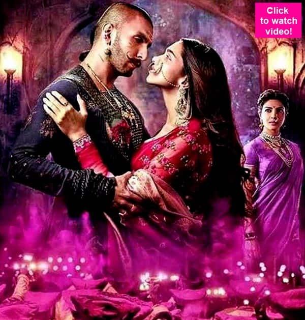 Deepika Padukone reveals the reason why Bajirao Mastani trailer was delayed!