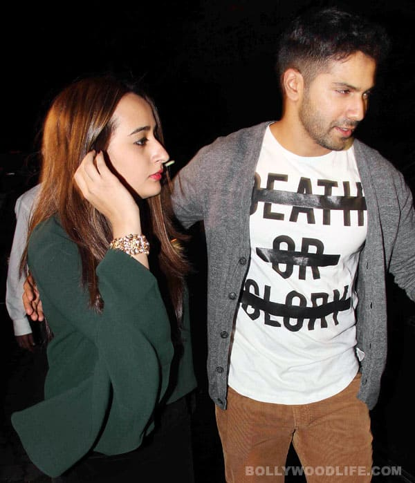 Check out: Dilwale star Varun Dhawan's romantic date with girlfriend Natasha Dalal – view HQ pics!