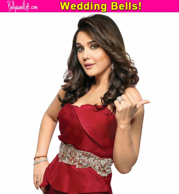 Preity Zinta all set to get MARRIED in January 2016?