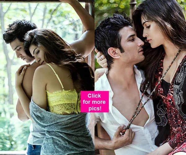 Sushant Singh Rajput to pair up with Kriti Sanon in Dinesh Vijan's next film – view pics!