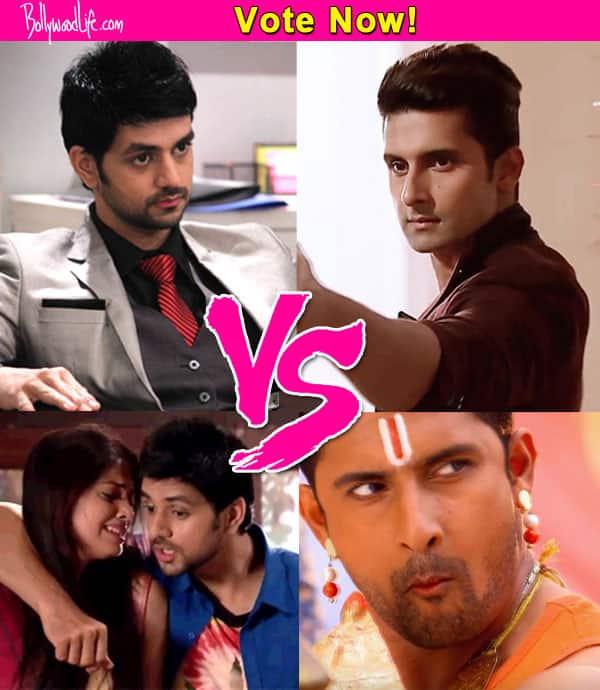 Meri Aashiqui Tumse Hi's Shakti Arora or Jamai Raja's Ravi Dubey – whose tapori avatar do you like more?