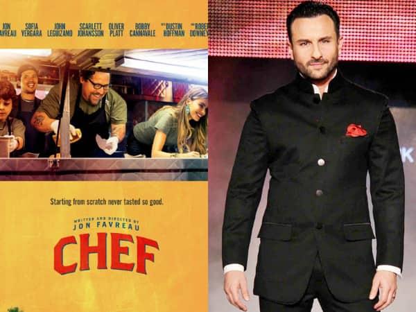 Saif Ali Khan to star in Hindi remake of Jon Favreau's Chef!