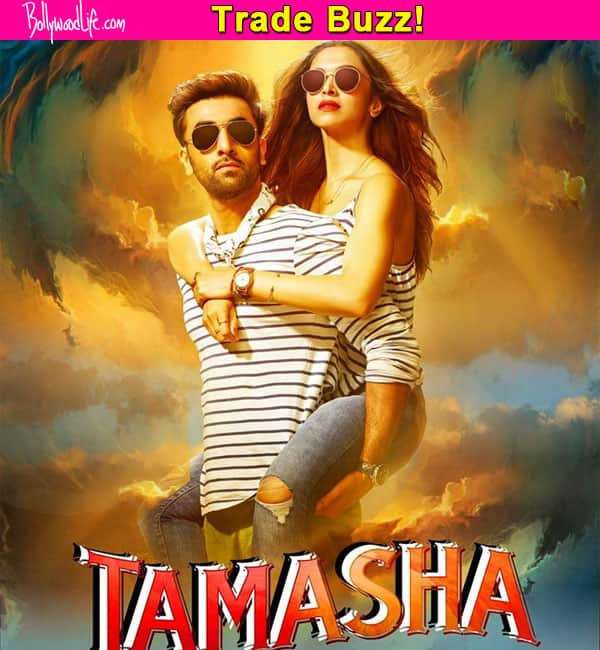 Ranbir Kapoor and Deepika Paukone's chemistry will lift Tamasha, predicts trade guru!
