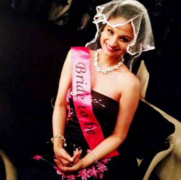 Get a sneak peek into Dimpy Ganguly's crazy bachelorette party – view pics!