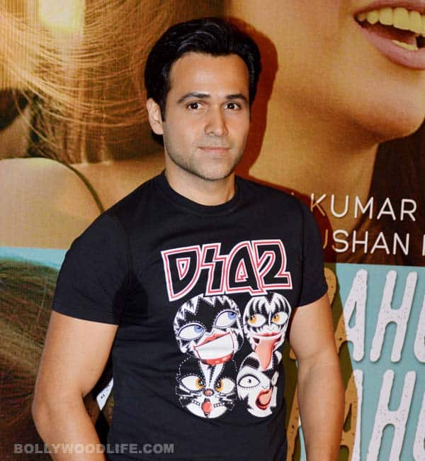 Emraan Hashmi takes on the serial kisser tag once again in Azhar!