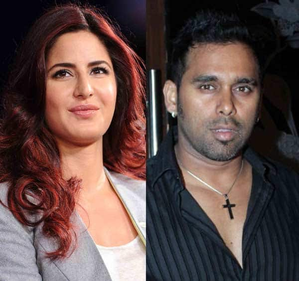 Katrina Kaif and Bosco Ceaser on great terms, asserts Baar Baar Dekho director!