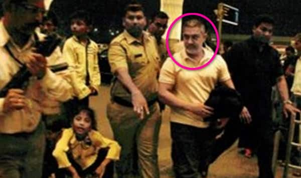 Aamir Khan finally leaves for USA – view pic!
