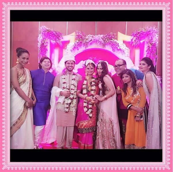 Rahul Mahajan's ex-wife Dimpy Ganguly ties the knot with Dubai based boyfriend – view pics!