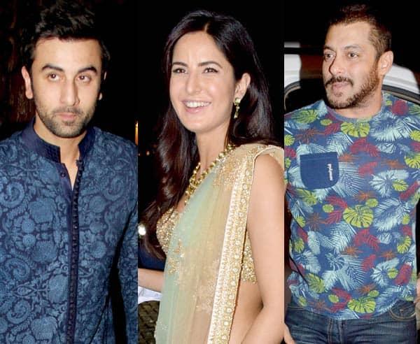 Salman Khan and Katrina Kaif's past is creating trouble for Rishi Kapoor?