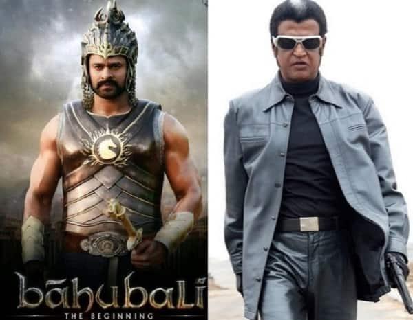 Will Rajinikanth's Enthiran 2 beat Prabhas' Baahubali to