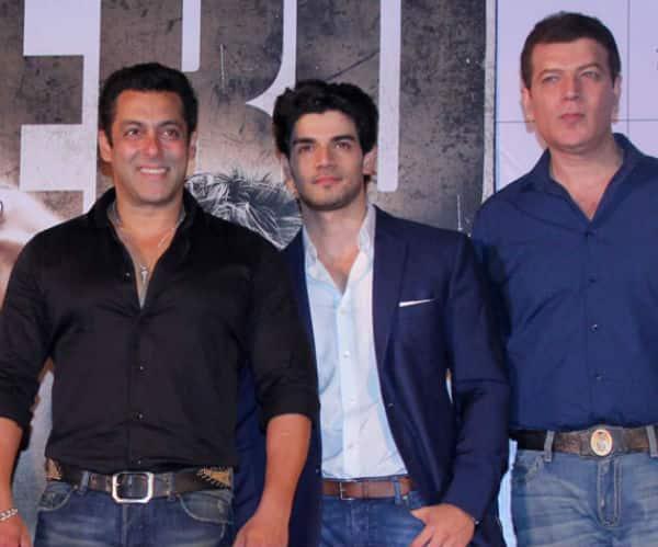 Sooraj Pancholi SLAMS rumours about father Aditya Pancholi's fallout with Salman Khan!